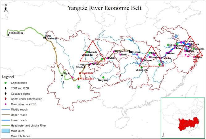 China's Yangtze River Economic Belt - SDG Resource Center