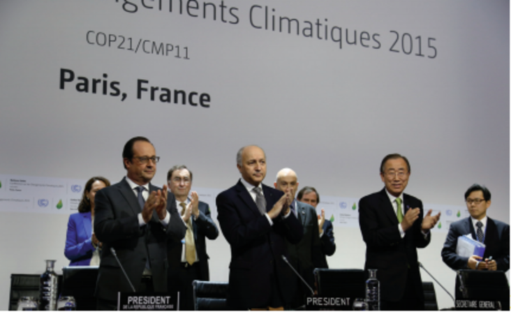 Future progress on managing climate change is in our hands