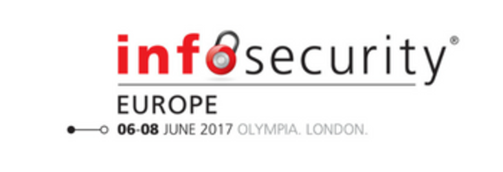 Infosecurity Europe 2017 logo