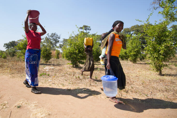 Giving the World Access to Water - Elsevier Atlas