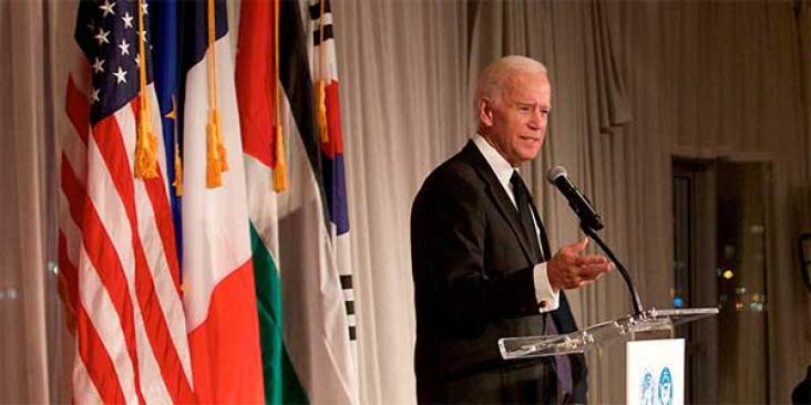 Joe Biden - US Cancer Moonshot Initiative and Elsevier Recognised UN