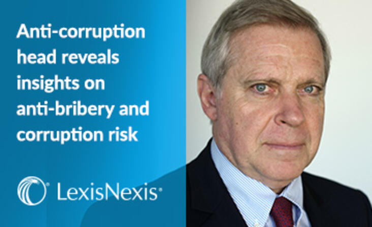 Anti-corruption head reveals insights on anti-bribery and corruption risk