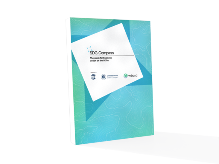 SDG Compass - The guide for business action on the SDGs