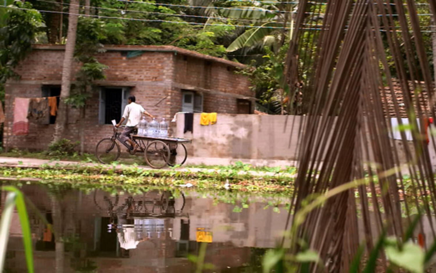 Towards Sustainable Cities and Society: Addressing the Water Security Challenge