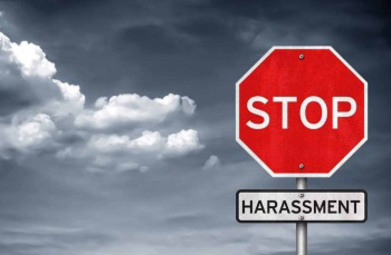 Stop harrasment #metoo