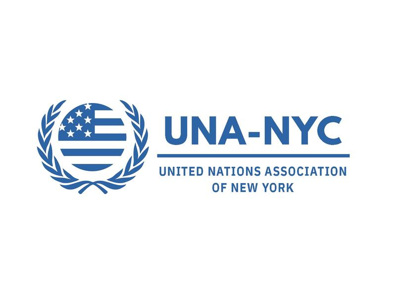 United Nations Association New York logo
