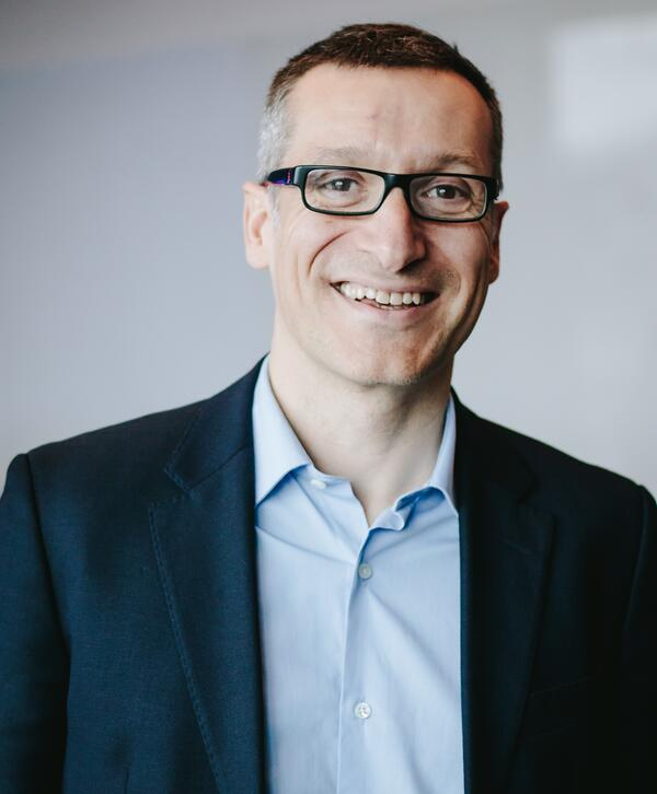 Image of Philippe Diez, Partner for the European Sustainability Consulting Services, Schneider Electric
