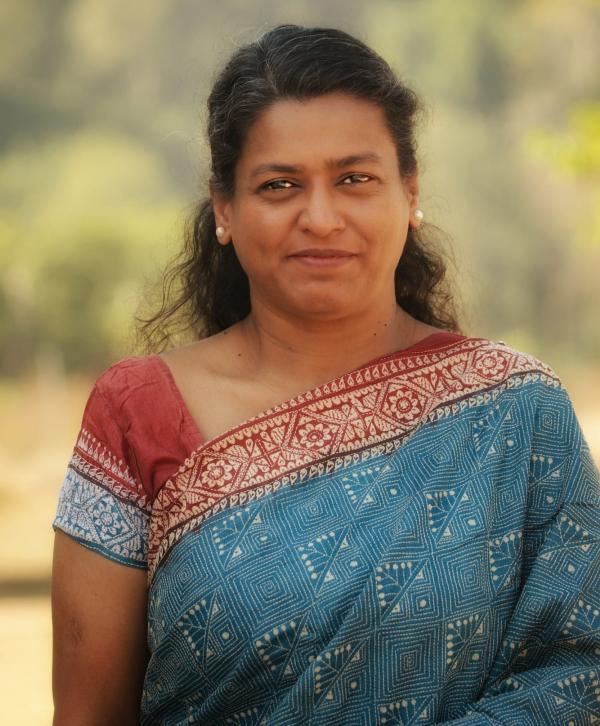 Image of Shabnam Siddiqui, UNGC India