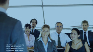 Identifying and developing future leaders brings benefits to company performance