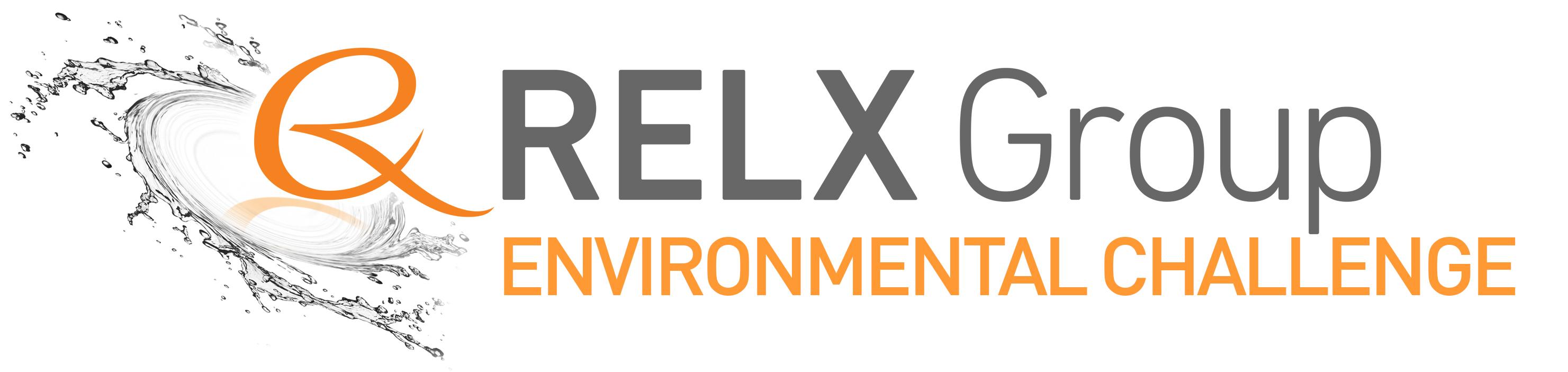 Relx Group Environmental Challenge logo